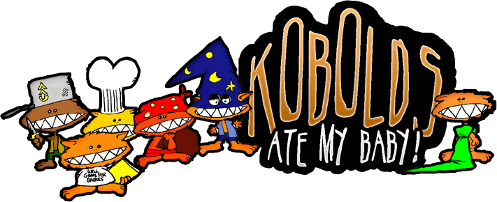 Kobolds Ate My Baby! logo